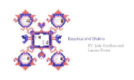 Beyonce and Shakira