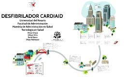 DESFIBRILADOR CARDIAID