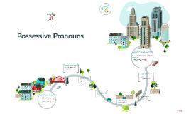 Copy of Possessive Pronouns