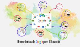 Copia de Google For Education