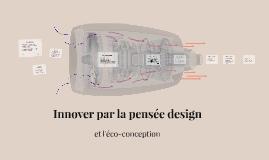 Innover par la pensée design
