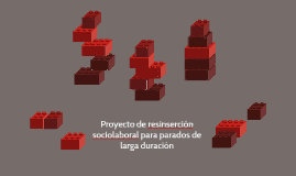 Proyecto de resinserción sociolaboral para parados de larga