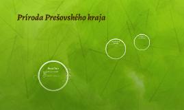 Príroda Prešovského kraja