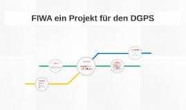 FIWA ein Projekt für den DGPS