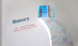 Memory Study G)
