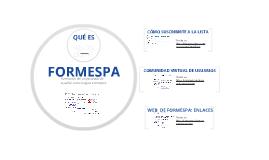 Formespa