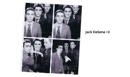 jack de sena age