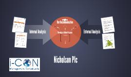 Nicholson Plc