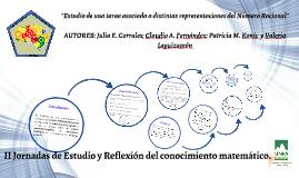 Copy of ESTUDIO DE UNA TAREA ASOCIADA A DISTINTAS REPRESENTACIONES DE
