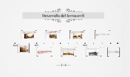 La primera línea ferroviaria en México fue la del Ferrocarri
