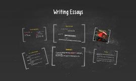 Writing Essays