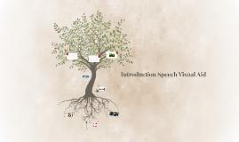 Introduction Speech Visual Aid