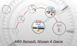 ABD Renault, Nissan & Dacia