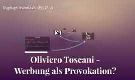 Oliviero Toscani -