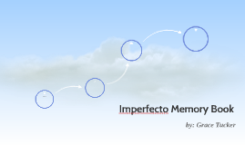 Imperfecto Memory Book