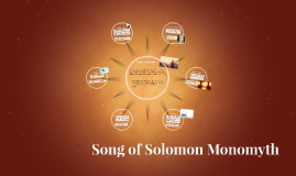 Song of Solomon Monomyth