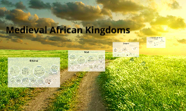 Medieval African Kingdoms