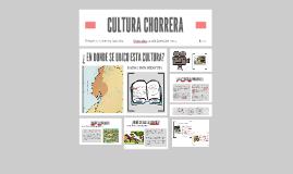 Copy of CULTURA CHORRERA