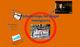 Scholarships for Illegal Immigrants