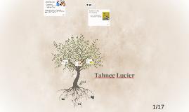 Tahnee Lucier