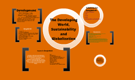Copy of The Developing World, Sustainability, and Globalization