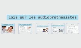 Loi sur les audioprothésistes
