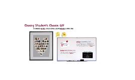 Choosy Students Choose GIF