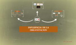 Copy of INFLUENCIA  DE LA ORGANIZACION Y CICLO DE VIDA DEL PRODUCTO.