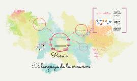 Poesía: El lenguaje de la creación