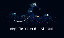 República Federal de Alemania