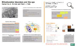 ¿cuales son las funciones de la mitocondria?
