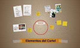 Elementos del Cartel