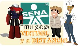 SENA - Proyecto Virtualización