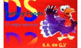 Turkey Foods