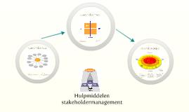 Hulpmiddelen stakeholdermanagement