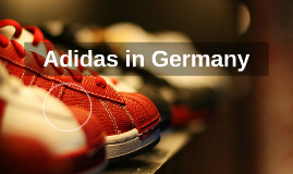 Copy of Adidas in Germany