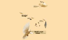 Copy of Free falling through Prezi