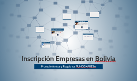 Inscripción Empresas en Bolivia