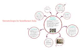 Copy of Sweatshops in Southeast Asia