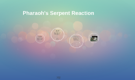 pharaoh s serpent reaction by charles morgan on prezi