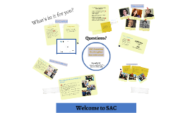 Copy of Copy of Welcome to SAC