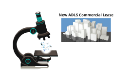 ADLS New Commercial Lease