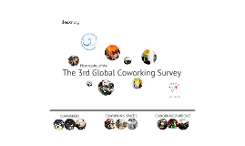 3rd Global Coworking Survey (First results)