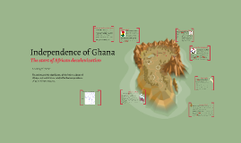 Independence of Ghana
