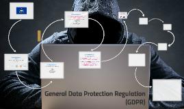 Copy of General Data Protection Regulation (GDPR)
