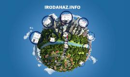 Irodahaz.info bemutató