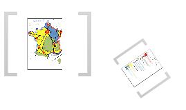 3D L'organisation du territoire français