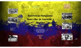 Resistencias Campesinas