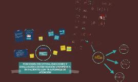 Copy of Copy of FUNCIONES EJECUTIVAS