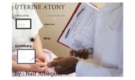 uterine atony by faisal salem on prezi, Skeleton